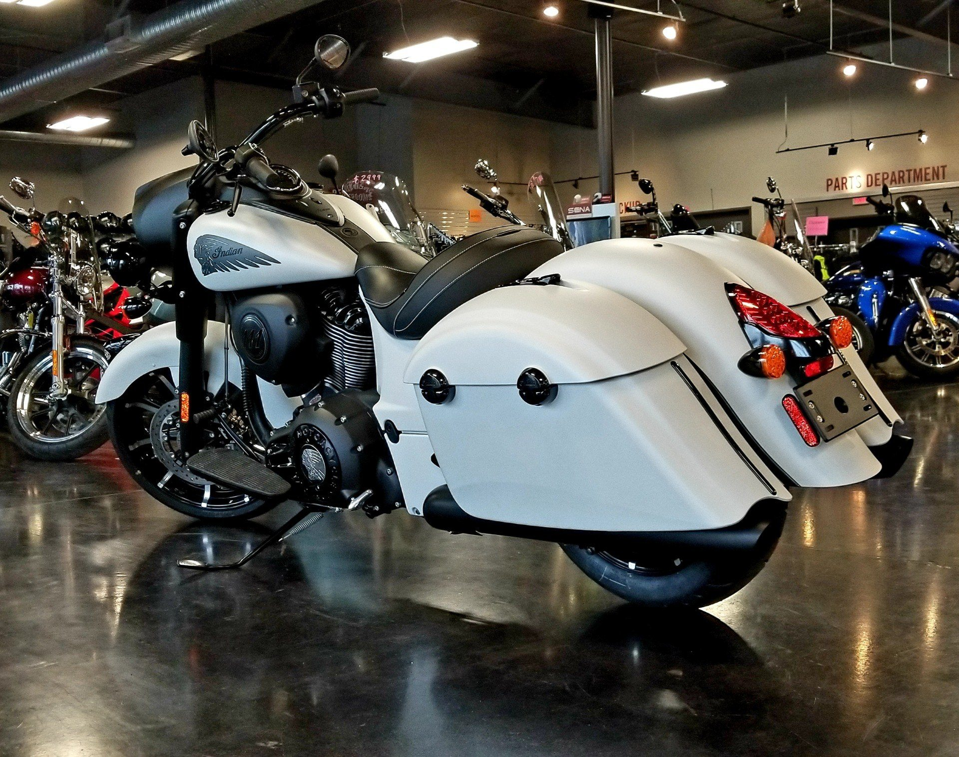 2019 Indian Springfield® Dark Horse® ABS in Pasco, Washington - Photo 2