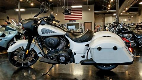 2019 Indian Springfield® Dark Horse® ABS in Pasco, Washington - Photo 1