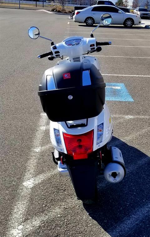 2020 Kymco Like 200i Limited Edition in Pasco, Washington - Photo 3
