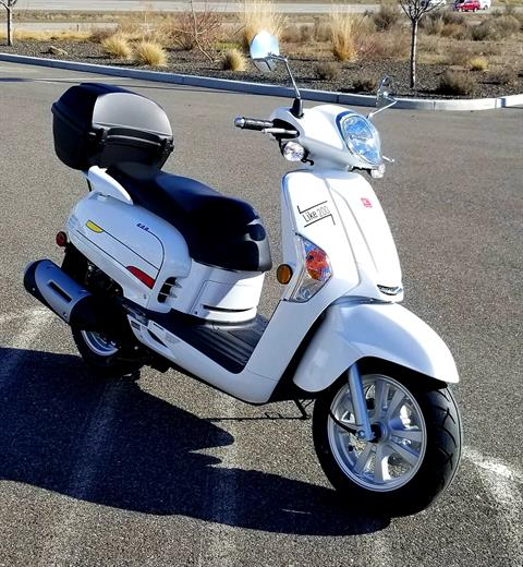 2020 Kymco Like 200i Limited Edition in Pasco, Washington - Photo 6