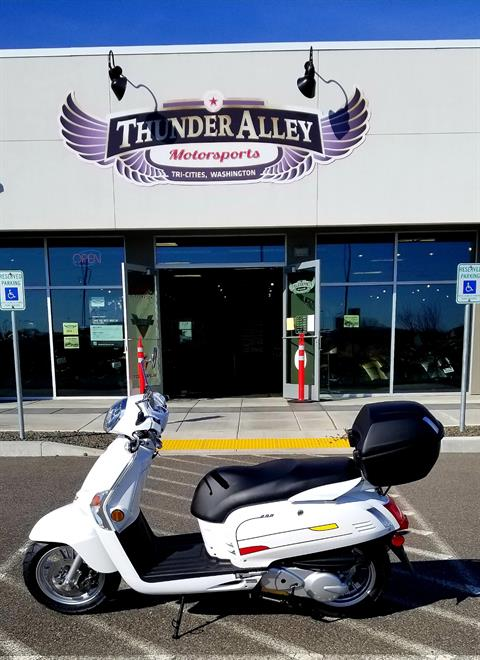 2020 Kymco Like 200i Limited Edition in Pasco, Washington - Photo 1