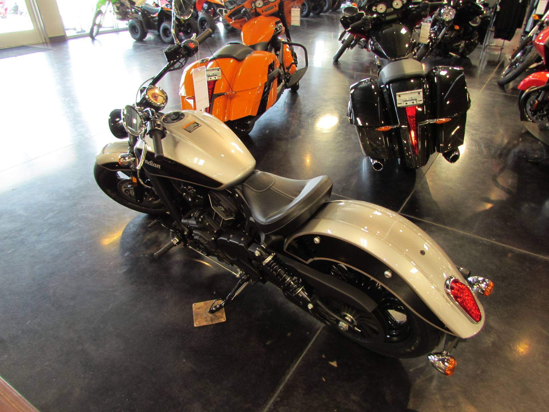 2017 Indian Scout® Sixty ABS in Pasco, Washington