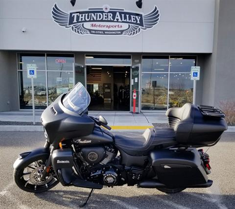 2021 Indian Roadmaster® Dark Horse® in Pasco, Washington - Photo 1