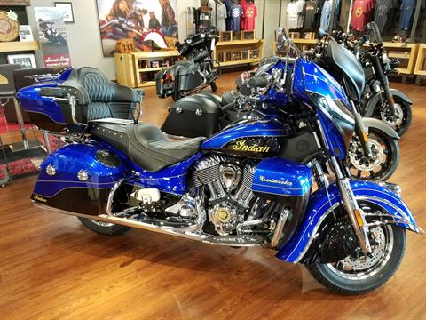 2018 Indian Roadmaster® Elite in Pasco, Washington