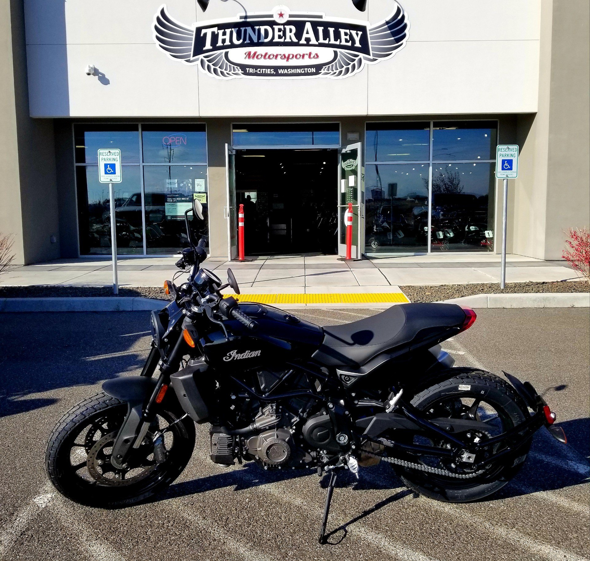 2019 Indian FTR™ 1200 in Pasco, Washington - Photo 1