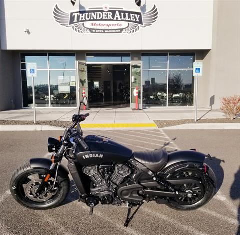 2021 Indian Scout® Bobber Sixty ABS in Pasco, Washington - Photo 1
