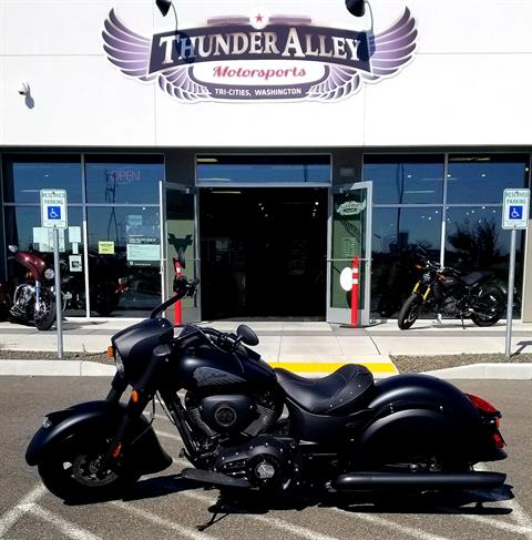 2019 Indian Chief® Dark Horse® ABS in Pasco, Washington - Photo 1