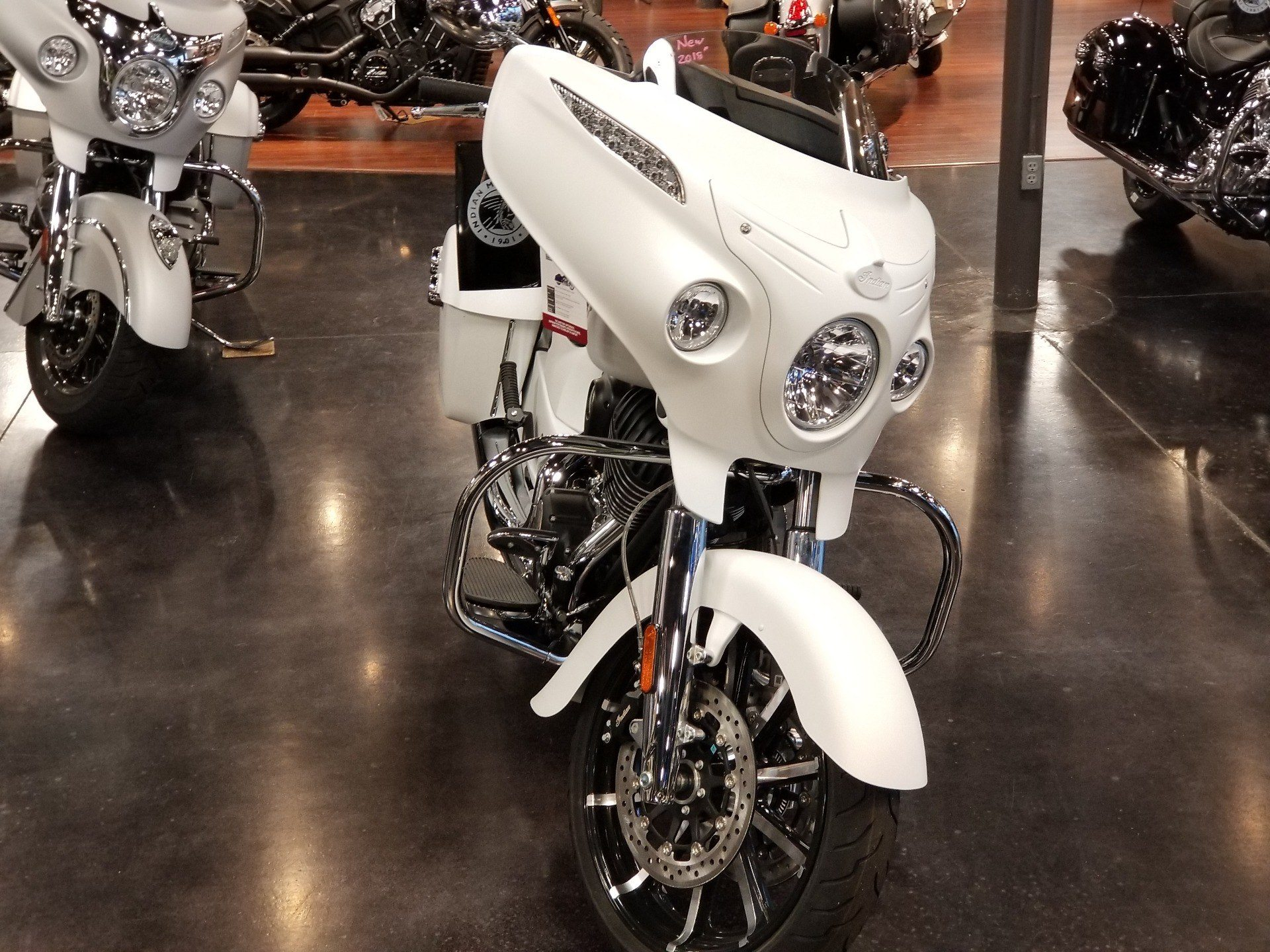 2018 Indian Chieftain® Limited ABS in Pasco, Washington - Photo 3