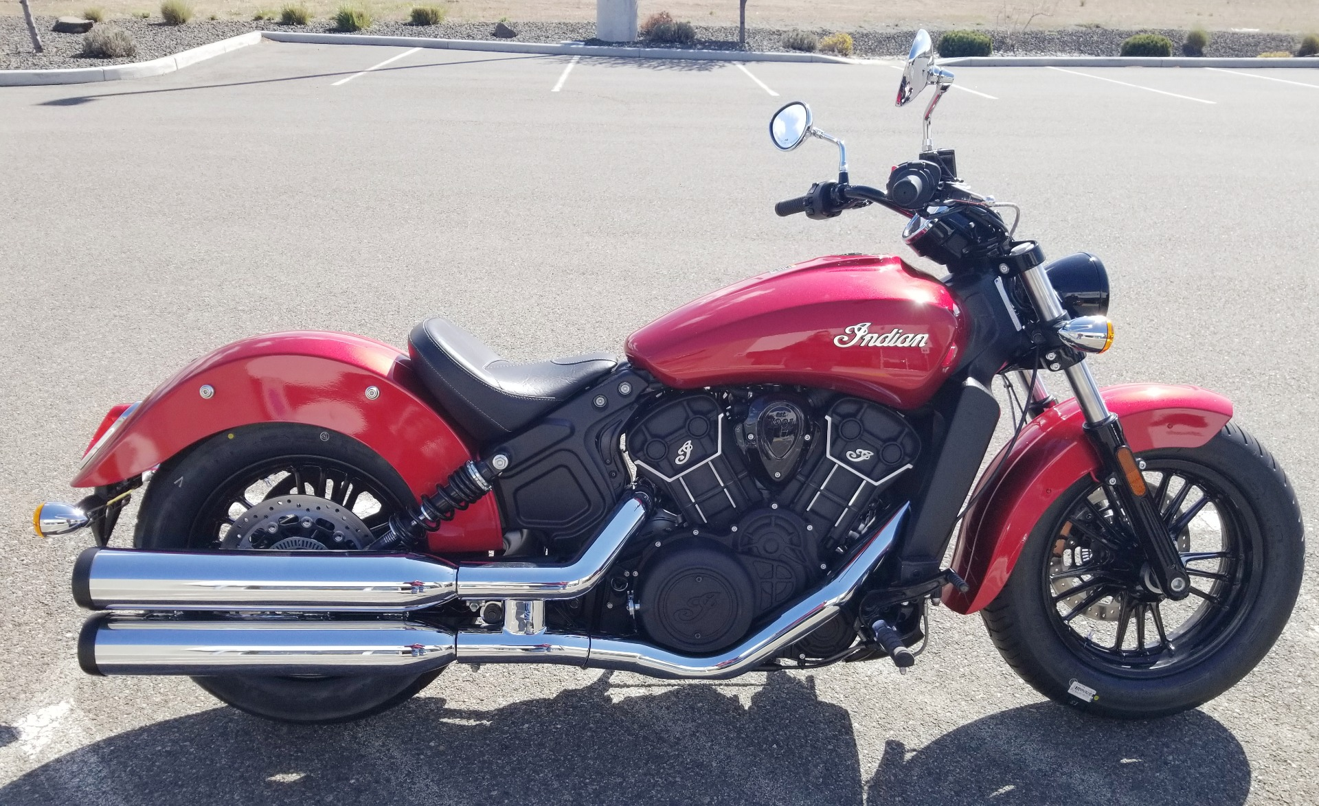 2021 Indian Scout® Sixty ABS in Pasco, Washington - Photo 5