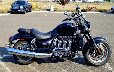 2015 Triumph Rocket III Roadster ABS in Pasco, Washington - Photo 5