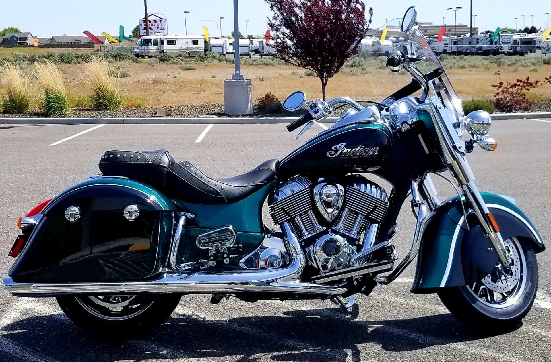 2019 Indian Springfield® ABS in Pasco, Washington - Photo 5