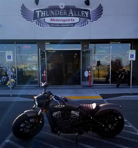 2020 Indian Scout® Bobber ABS in Pasco, Washington - Photo 1