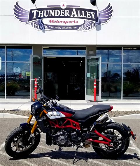 2019 Indian FTR™ 1200 S in Pasco, Washington