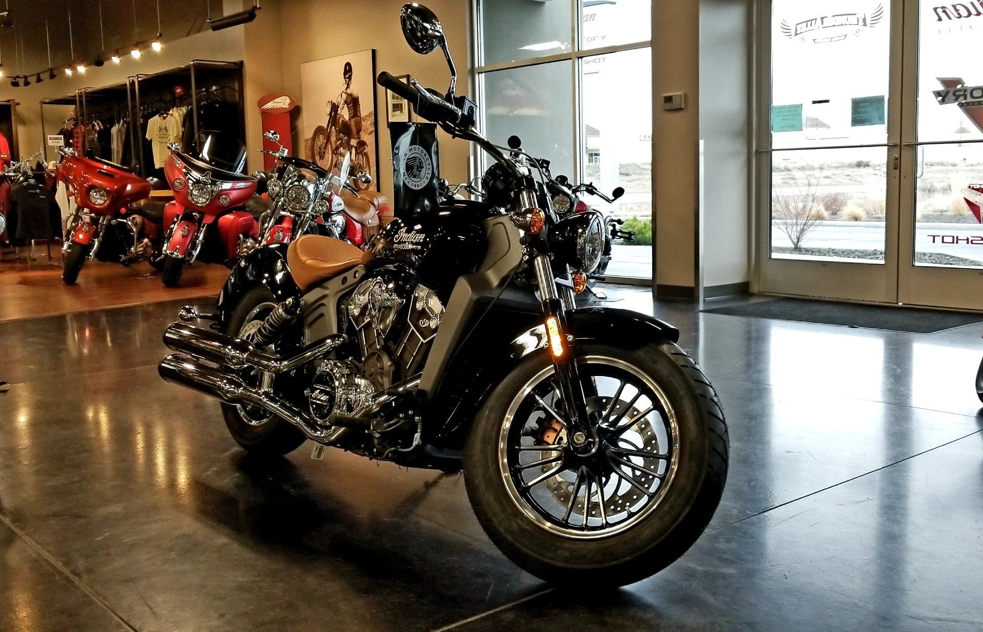 2019 Indian Scout® in Pasco, Washington - Photo 6