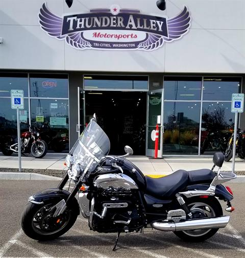 2012 Triumph Rocket III Roadster in Pasco, Washington