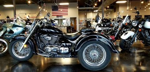 2008 Suzuki Boulevard C50 Black in Pasco, Washington