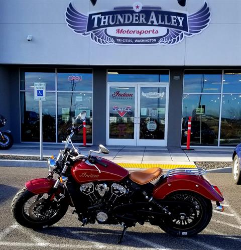 2020 Indian Scout® 100th Anniversary in Pasco, Washington