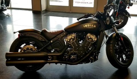2020 Indian Scout® Bobber ABS in Pasco, Washington - Photo 5