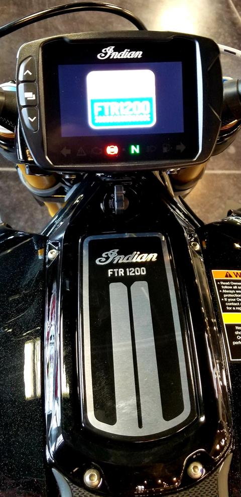 2019 Indian FTR™ 1200 S in Pasco, Washington - Photo 8