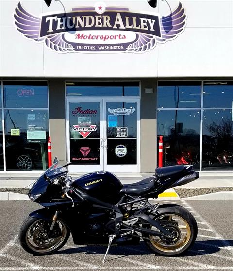 2012 Triumph Daytona 675 in Pasco, Washington