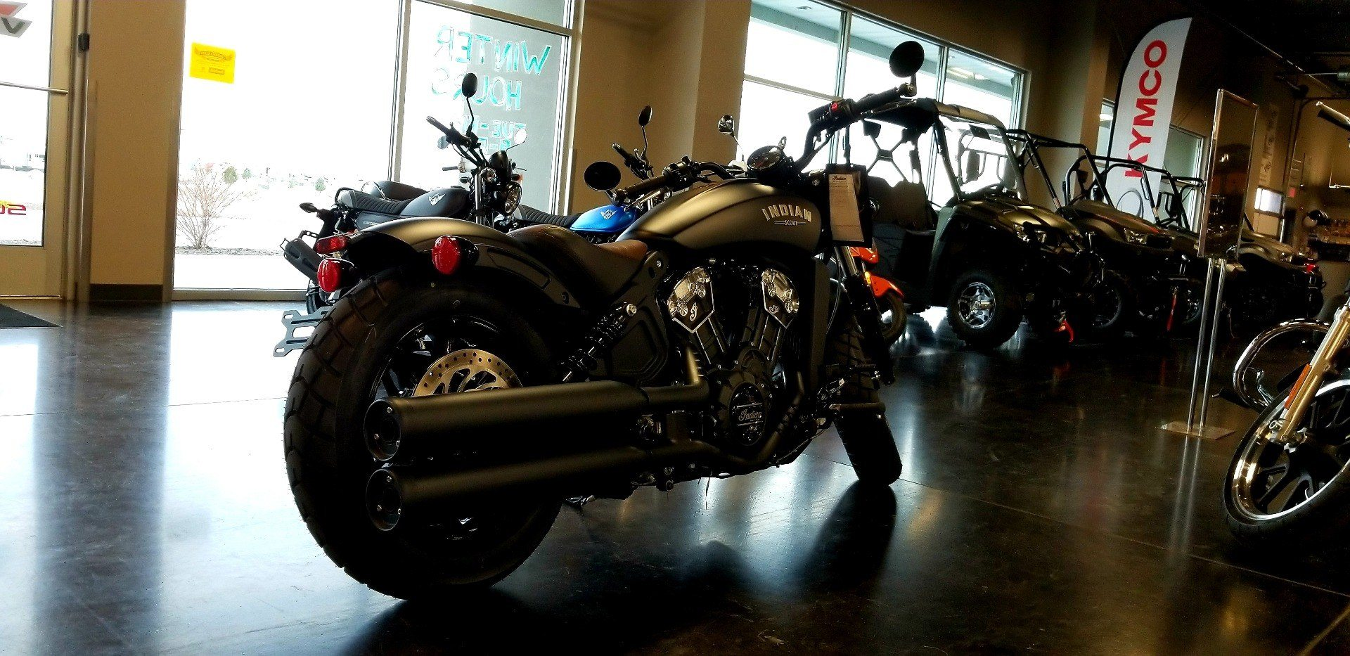 2019 Indian Scout® Bobber ABS in Pasco, Washington