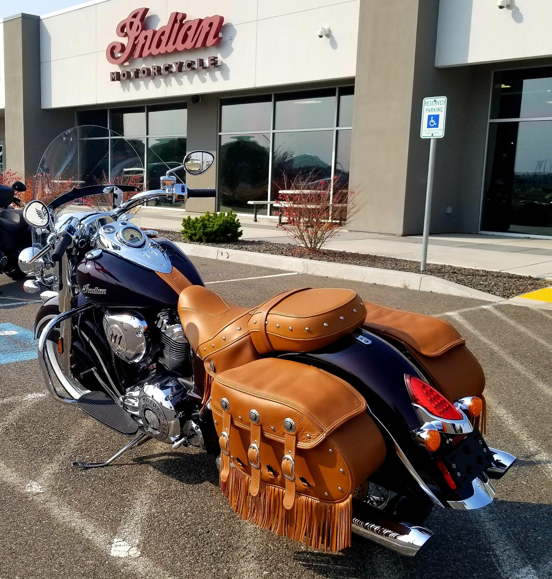 2021 Indian Vintage in Pasco, Washington - Photo 2
