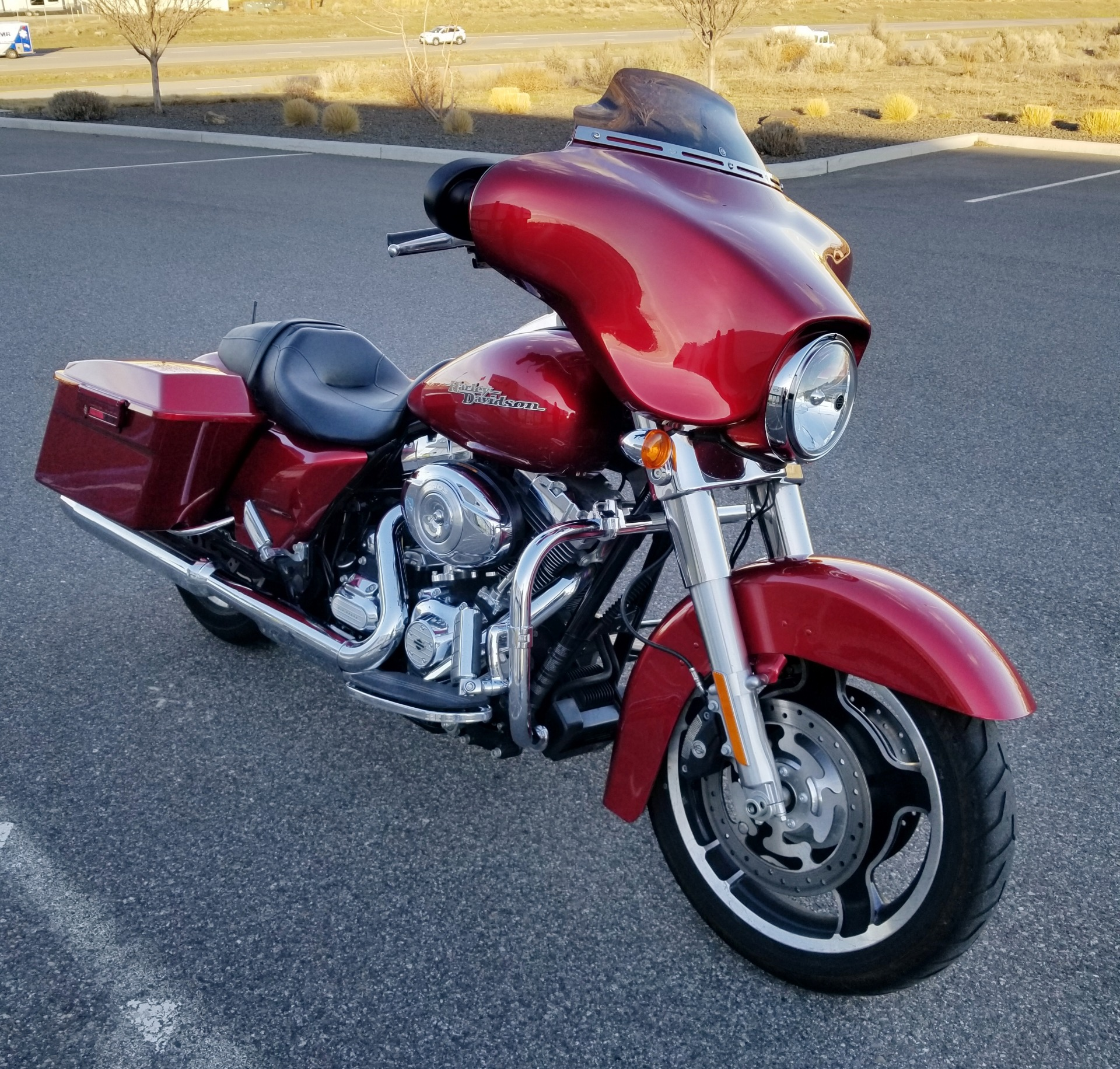 2012 Harley-Davidson Street Glide® in Pasco, Washington - Photo 6
