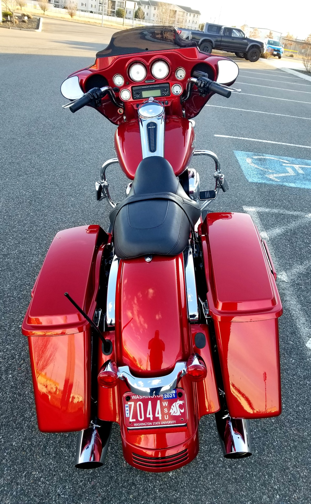 2012 Harley-Davidson Street Glide® in Pasco, Washington - Photo 3