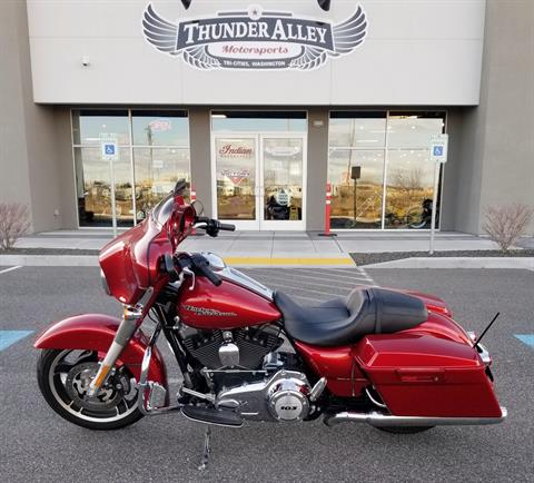 2012 Harley-Davidson Street Glide® in Pasco, Washington - Photo 1
