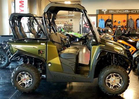 2018 Kymco UXV 450i LE Hunter in Pasco, Washington - Photo 1
