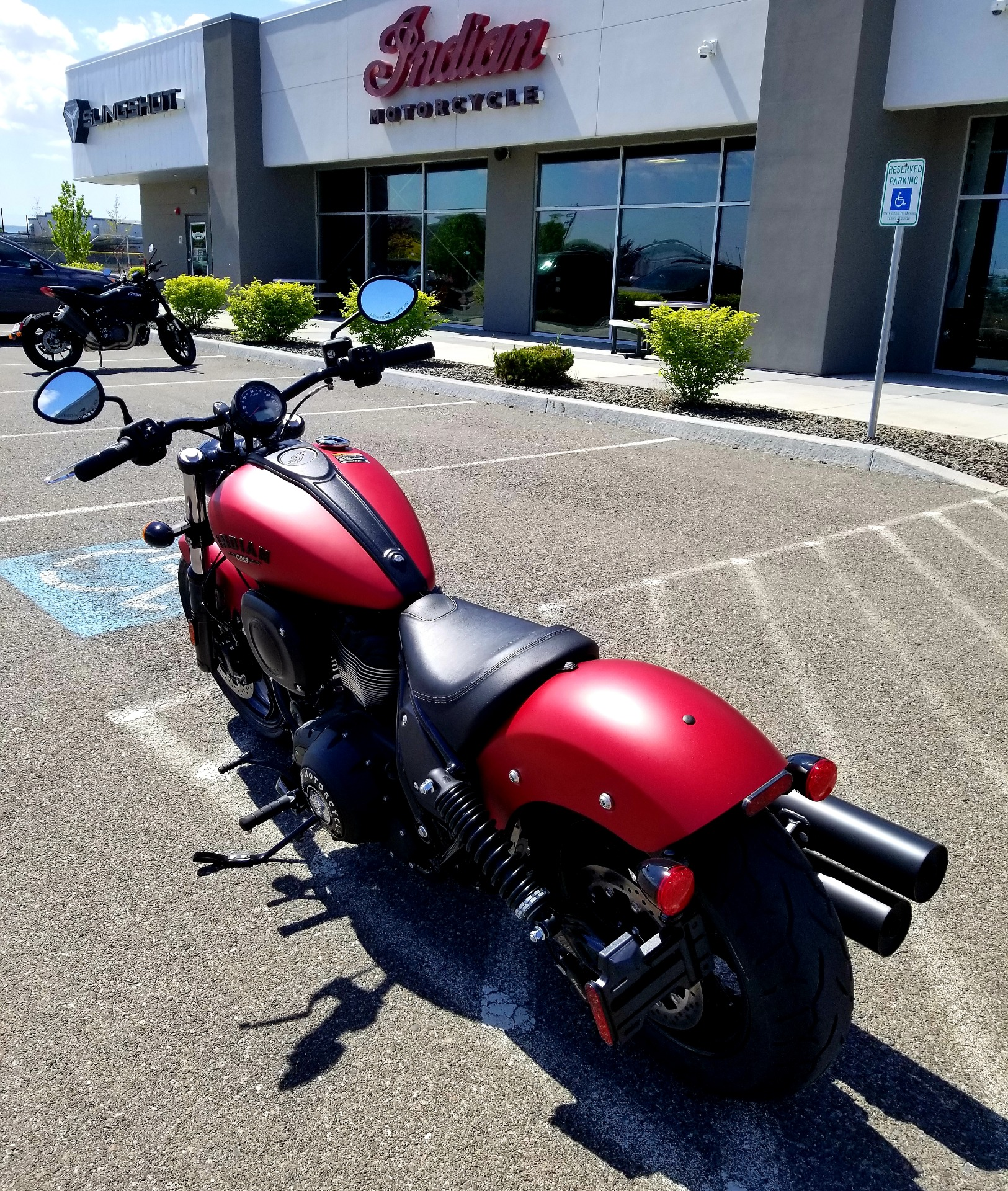 2022 Indian Chief ABS in Pasco, Washington - Photo 2