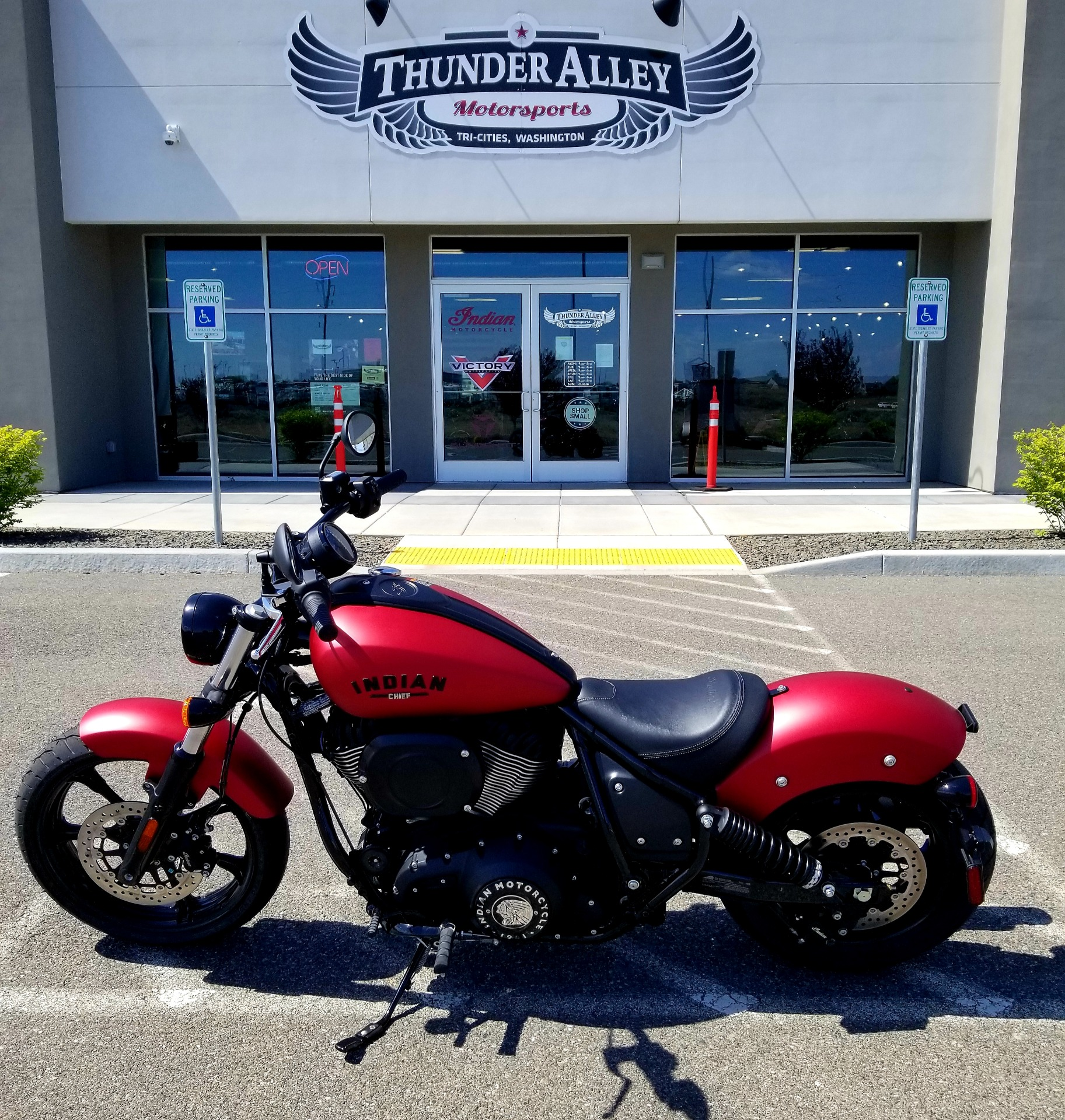 2022 Indian Chief ABS in Pasco, Washington - Photo 1
