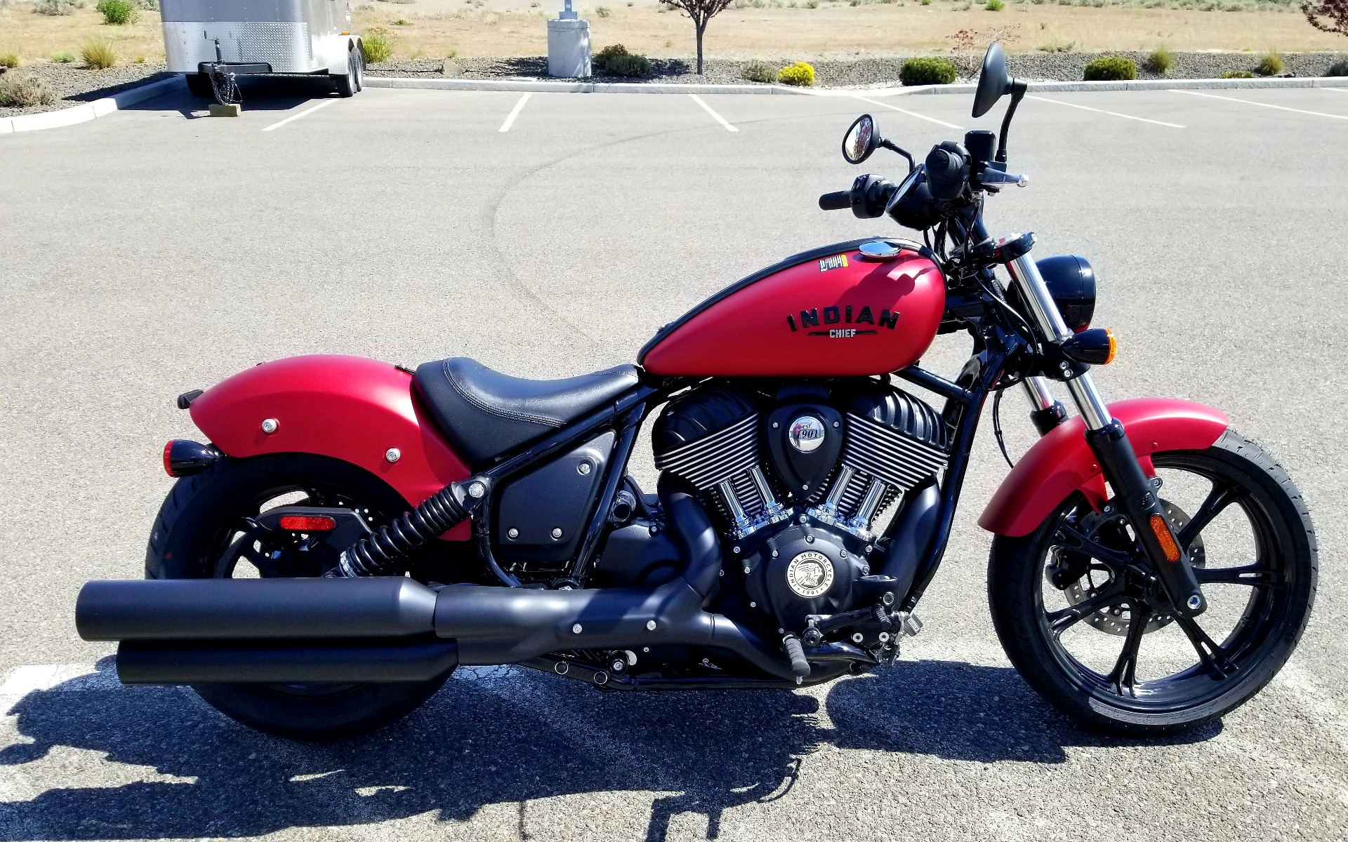 2022 Indian Chief ABS in Pasco, Washington - Photo 5