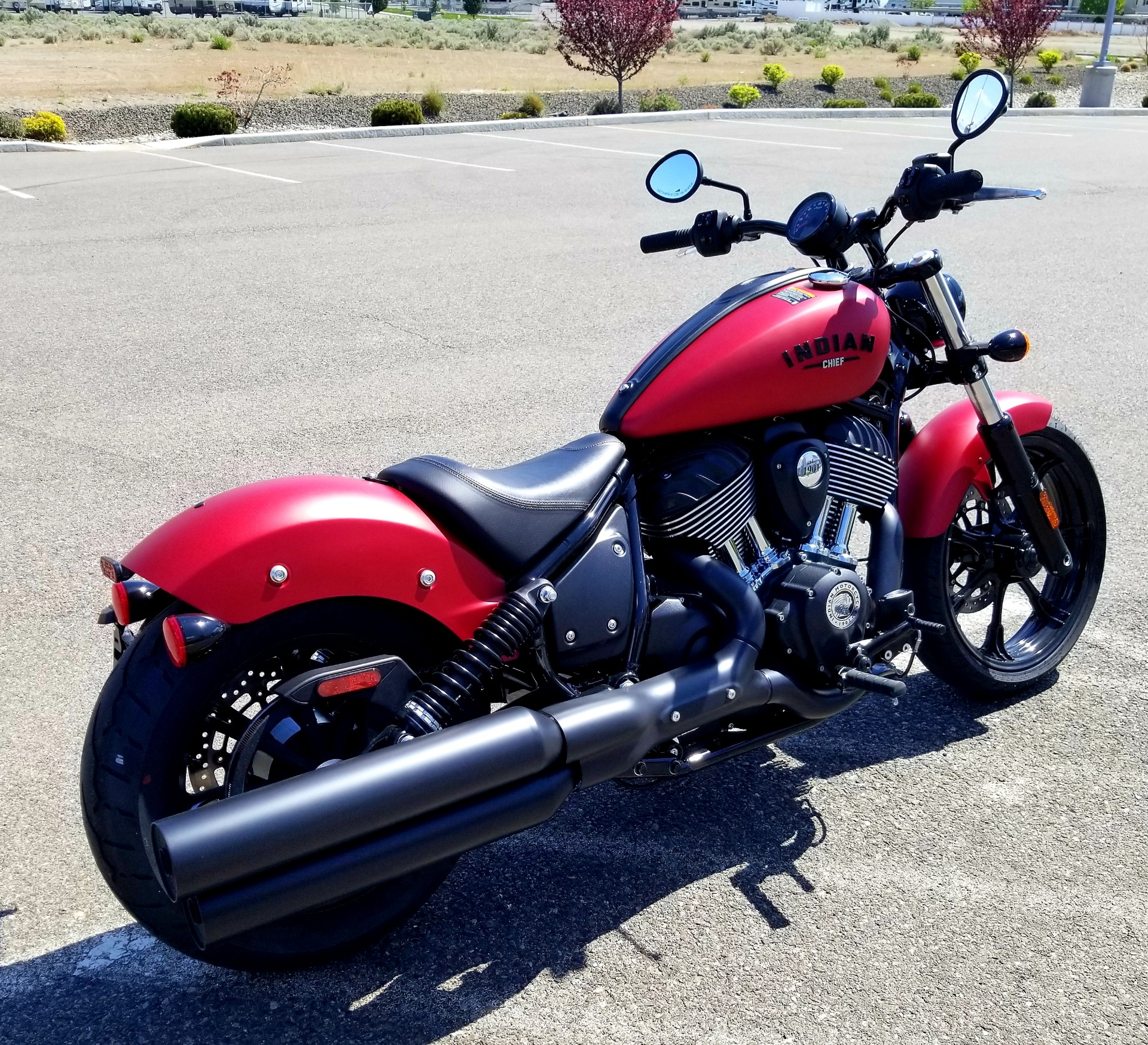 2022 Indian Chief ABS in Pasco, Washington - Photo 4