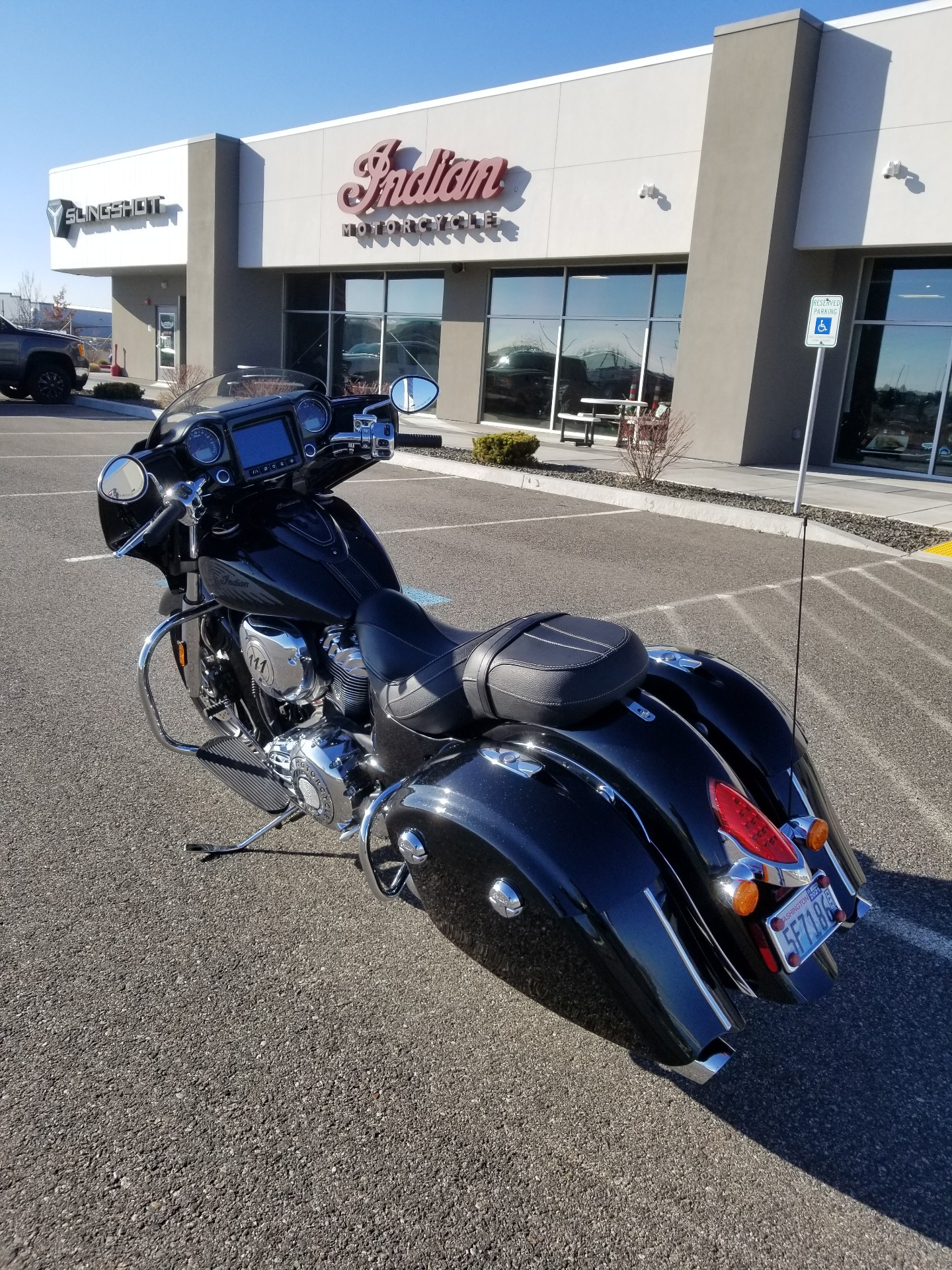 2018 Indian Chieftain® Limited ABS in Pasco, Washington - Photo 2