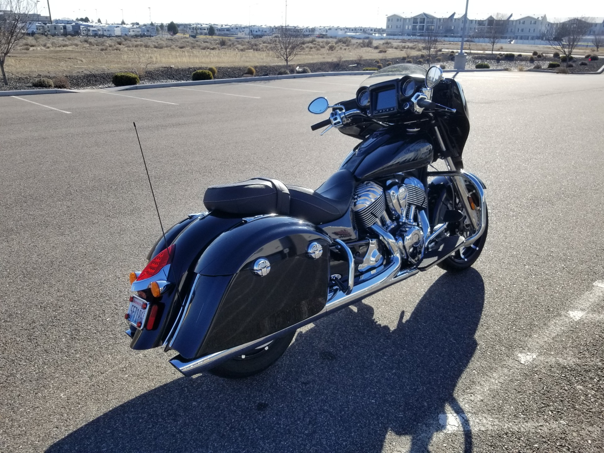 2018 Indian Chieftain® Limited ABS in Pasco, Washington - Photo 4