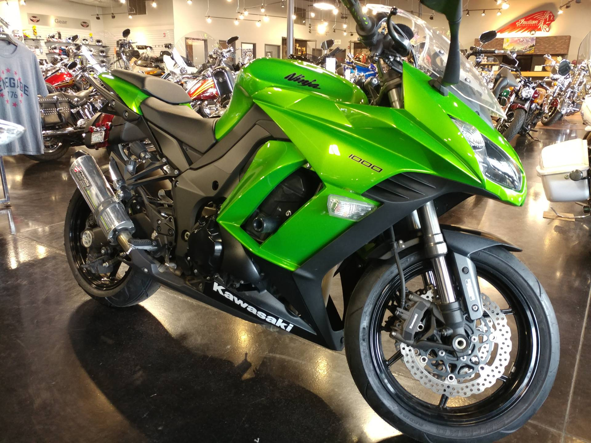 2014 Kawasaki Ninja® 1000 ABS in Pasco, Washington