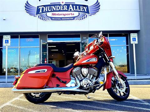 2019 Indian Chieftain® Limited Icon Series in Pasco, Washington