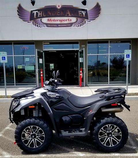 2020 Kymco MXU 700i LE EPS EURO in Pasco, Washington