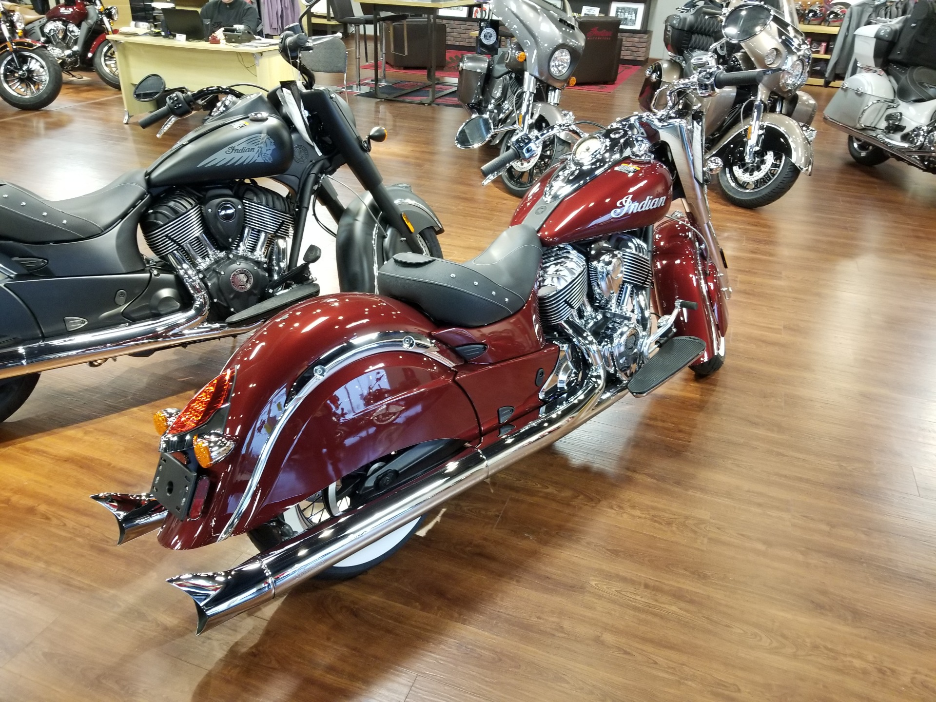 2018 Indian Chief® Classic ABS in Pasco, Washington