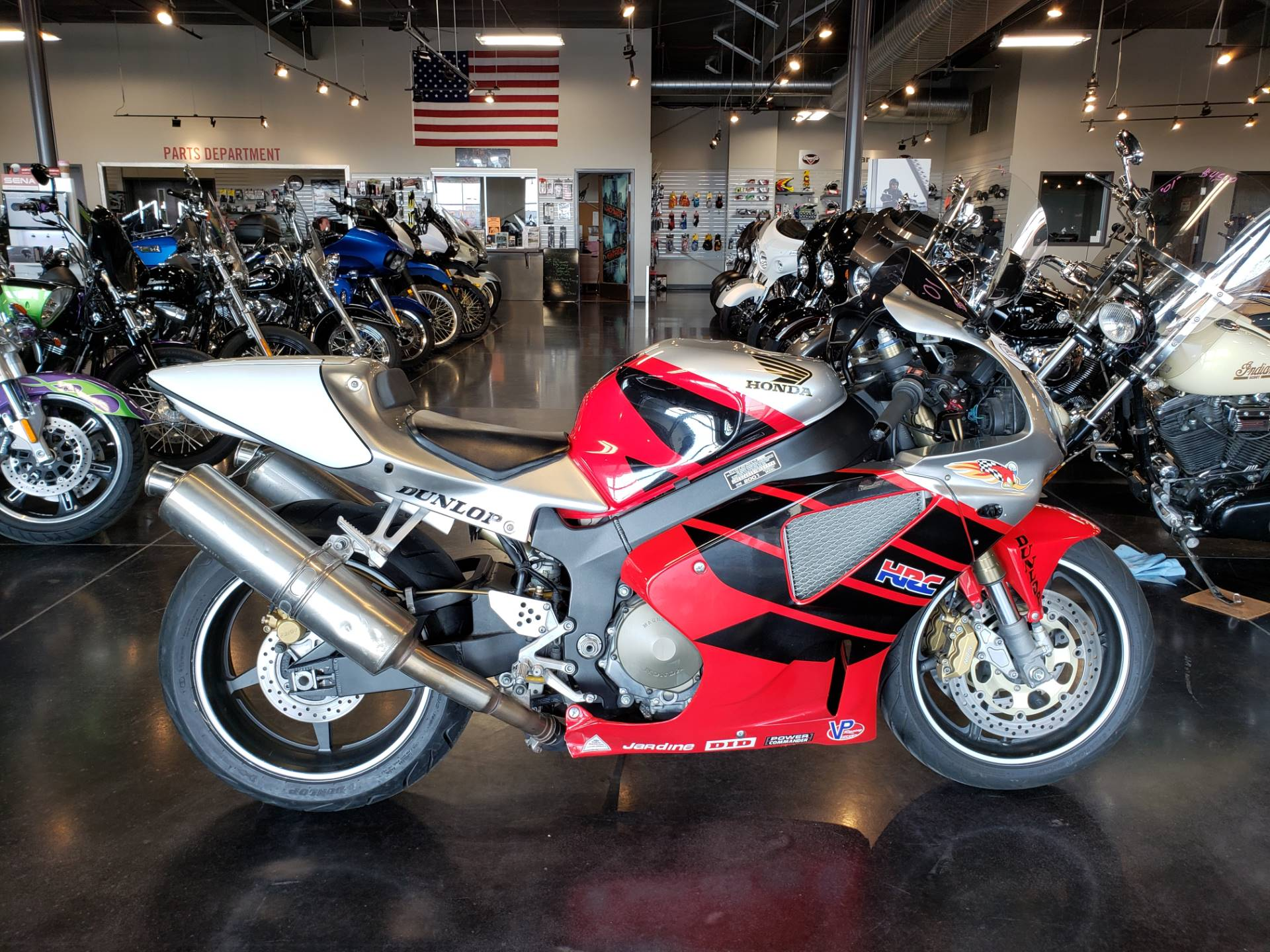 2001 Honda RC51 in Pasco, Washington