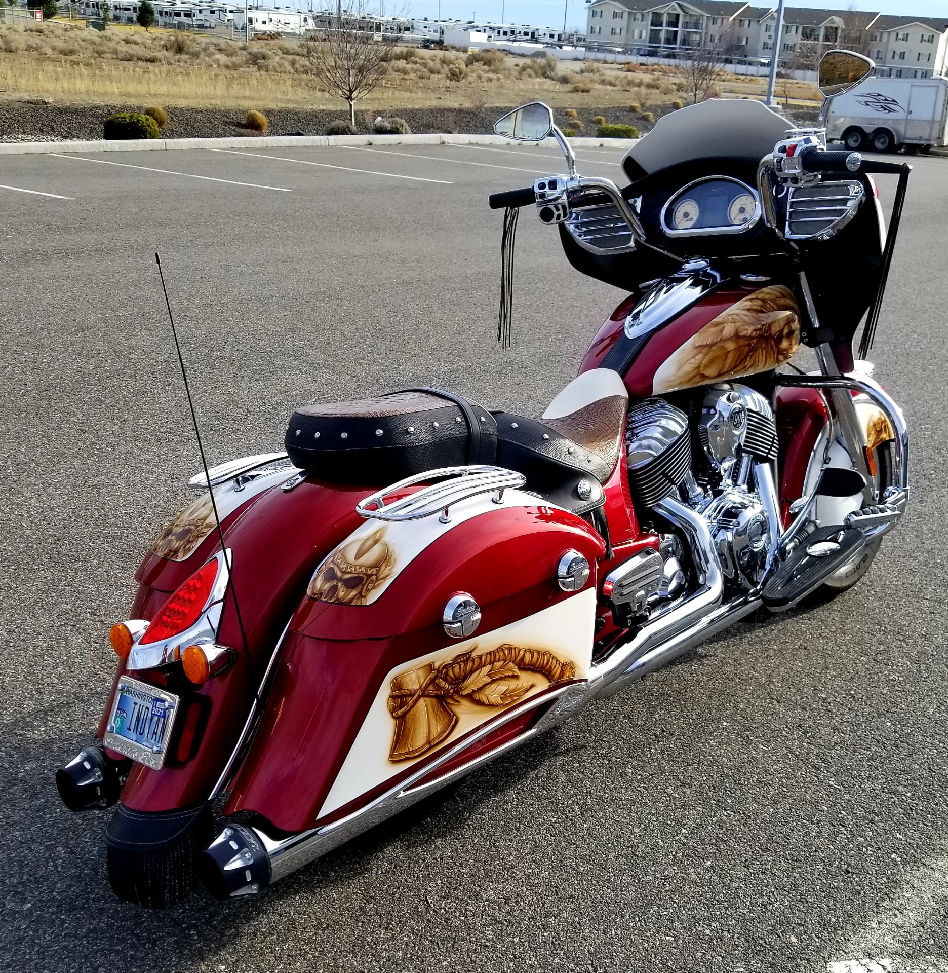 2014 Indian Chieftain™ in Pasco, Washington - Photo 4