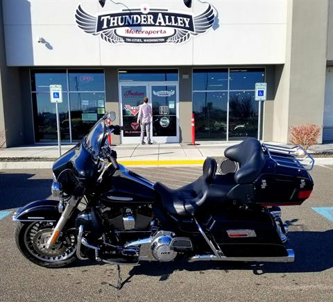 2011 Harley-Davidson Electra Glide® Ultra Limited in Pasco, Washington - Photo 1