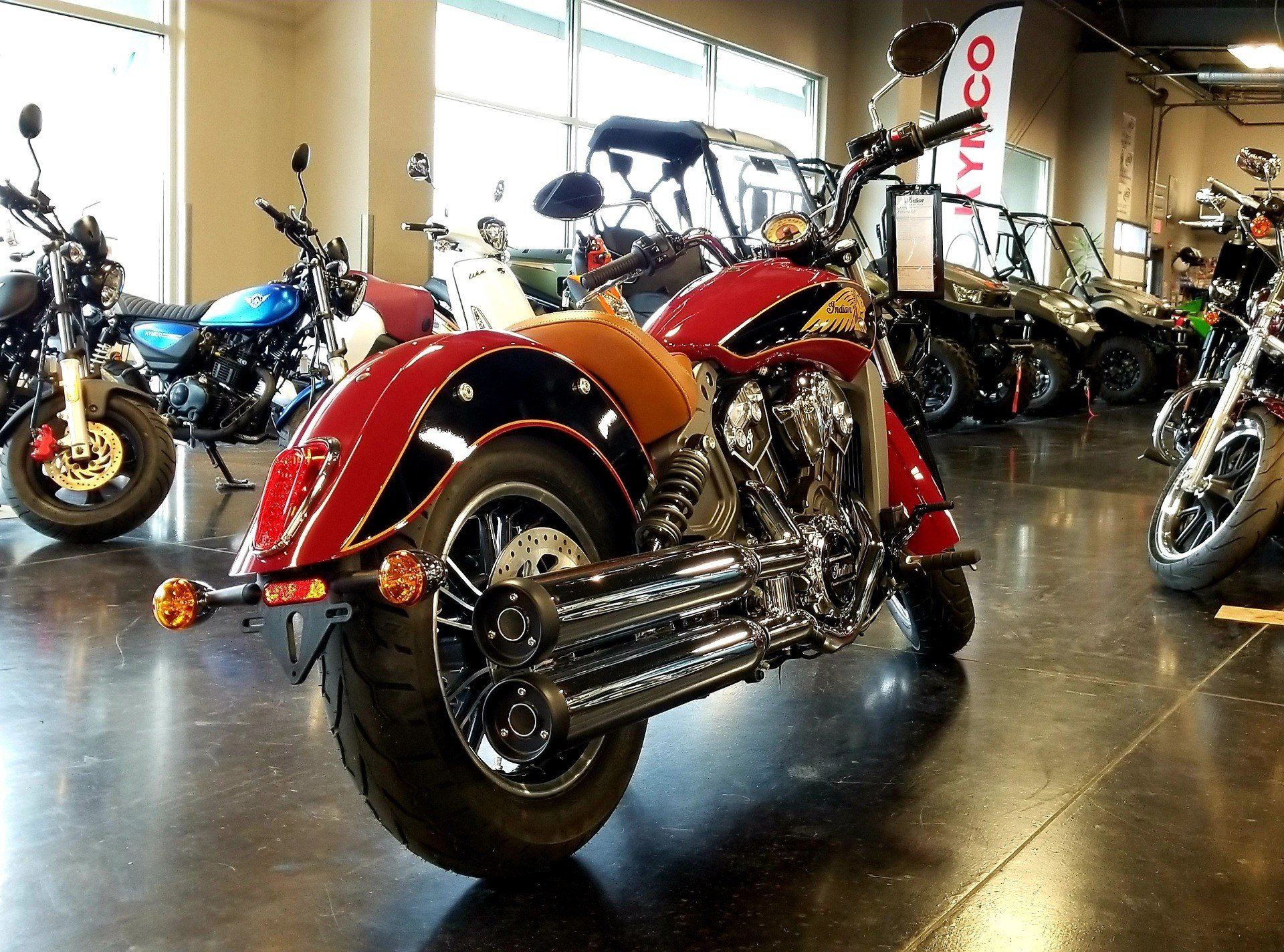 2019 Indian Scout® ABS in Pasco, Washington - Photo 4