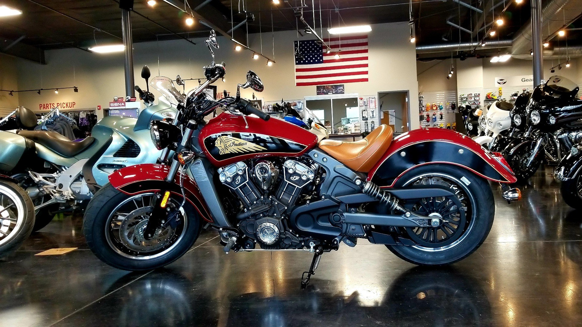 2019 Indian Scout® ABS in Pasco, Washington - Photo 1