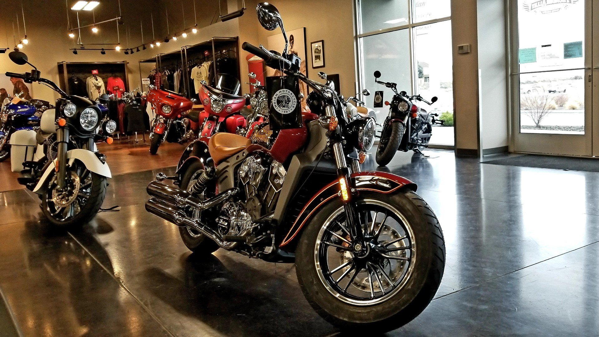 2019 Indian Scout® ABS in Pasco, Washington - Photo 6