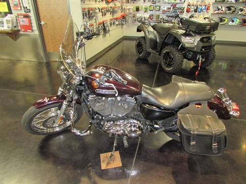 2007 Harley-Davidson XL Sportster 1200 Roadster in Pasco, Washington