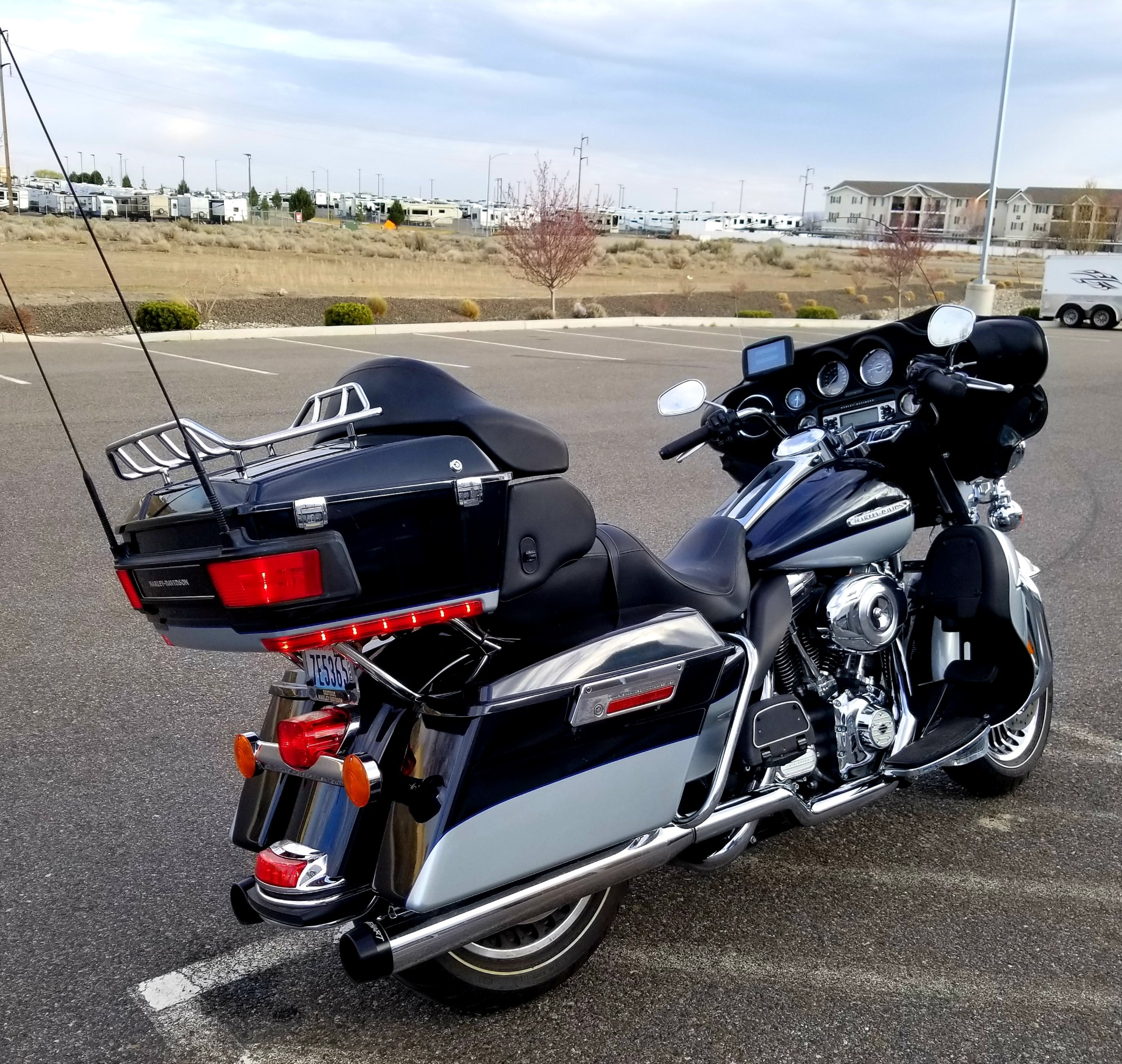 2012 Harley-Davidson Electra Glide® Ultra Limited in Pasco, Washington - Photo 4