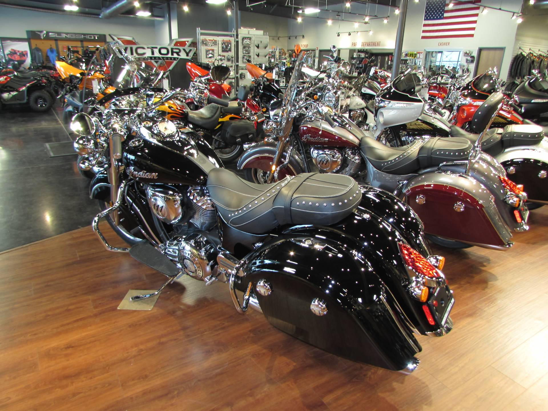 2017 Indian Springfield™ in Pasco, Washington