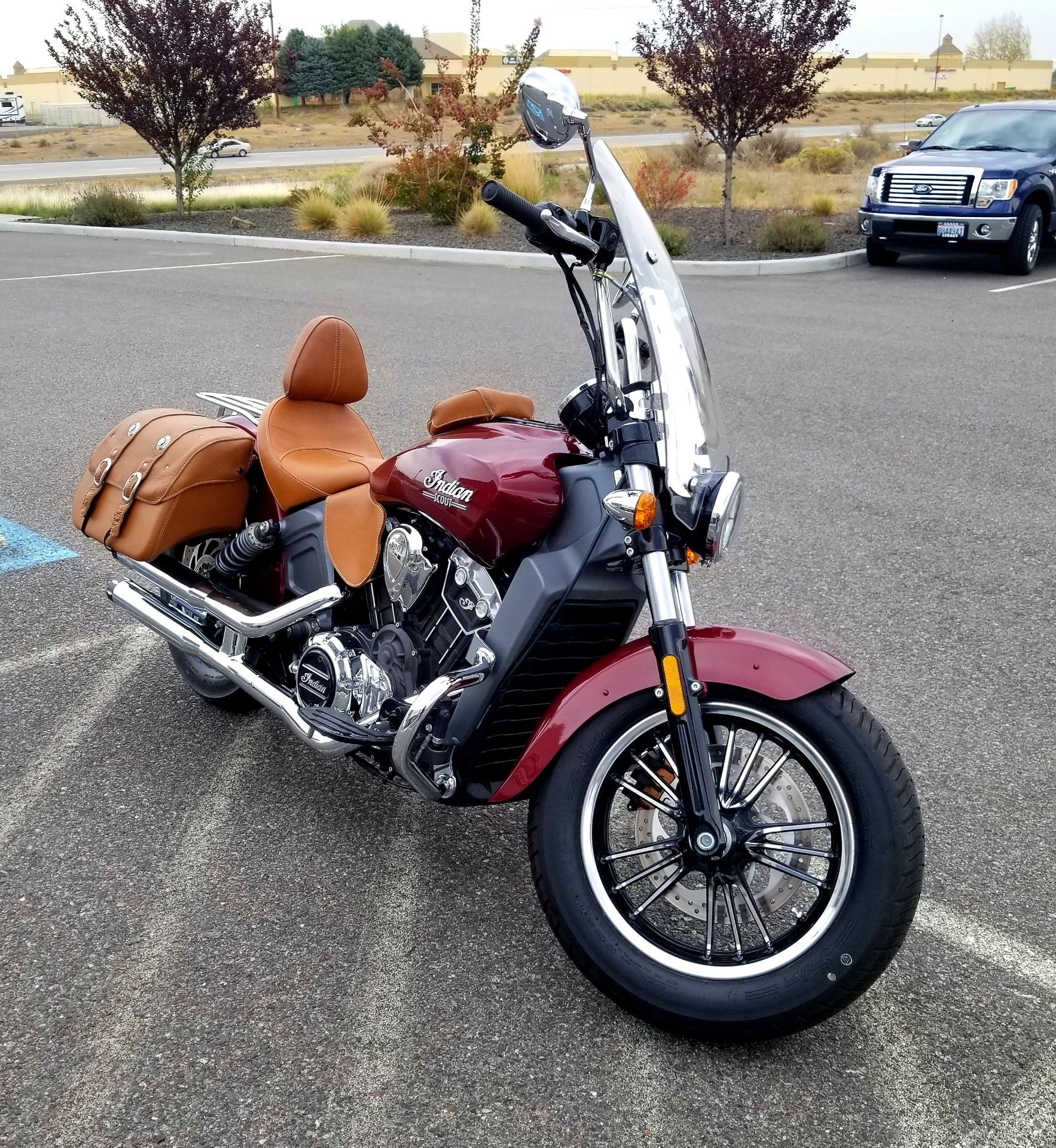2017 Indian Scout® ABS in Pasco, Washington - Photo 6